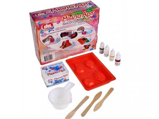Набор для изготовления мыла Дети Арт Фрукты от 7 лет да10004 форма профессиональная для изготовления мыла мк восток выдумщики 688758 1