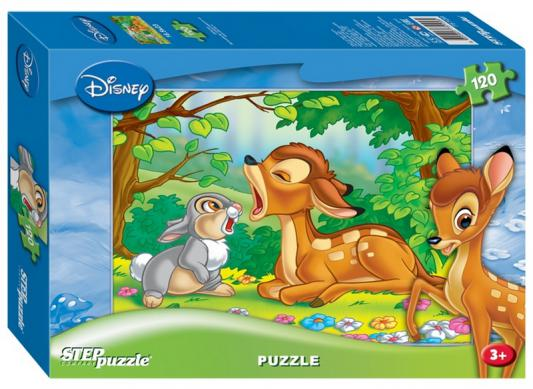 Пазл Step Puzzle DISNEY 3 Step Puzzle Бэмби 120 элементов
