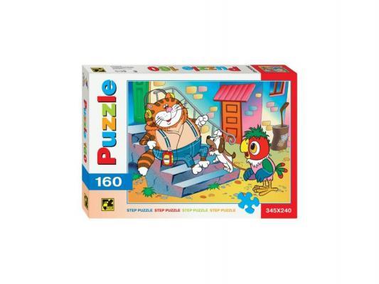 Пазл Step Puzzle Попугай Кеша 160 элементов 72002 пазл step puzzle ну погоди рыбалка 160 элементов 72062