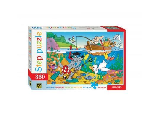 Пазл Step Puzzle Ну Погоди-1 360 элементов  73008  пазл 360 элементов step puzzle