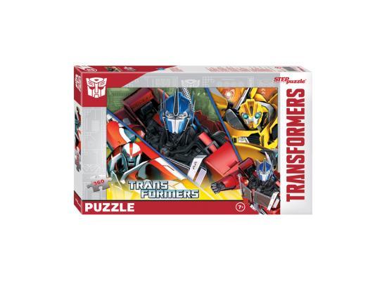 Пазл Step Puzzle Трансформеры Step Puzzle 360 элементов  96025 step puzzle врунгель 360 эл