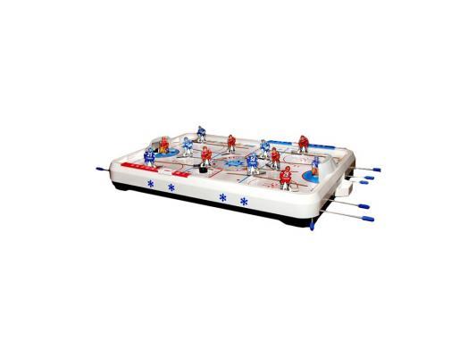 Настольная игра Спорт Тойз спортивная Хоккей большой 51001 всеволод осминкин игра в хоккей на учебно тренировочном занятии