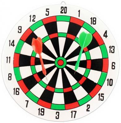 Дартс X-match 10 дюймов, ЕВА X-Match 63527