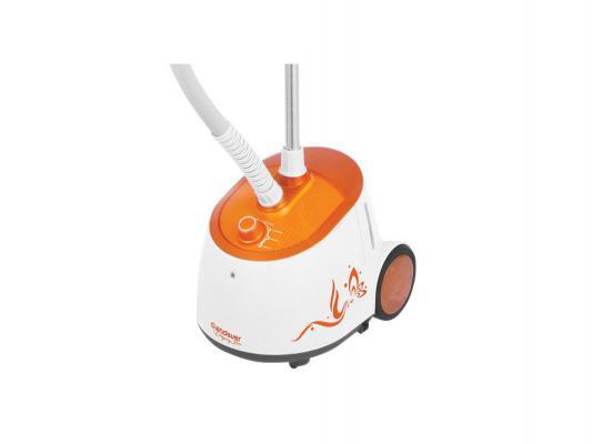 Отпариватель Endever Odyssey Q-304 1750Вт 2л бело-оранжевый