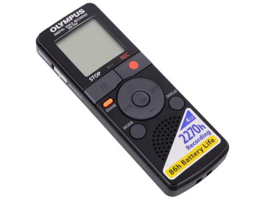 Цифровой диктофон Olympus VN-765 4Гб черный