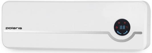 Тепловентилятор Polaris PCWH 2074D 2000 Вт дисплей таймер пульт ДУ белый тепловентилятор first fa 5571 8 re 2000 вт дисплей пульт ду термостат таймер вентилятор красный белый