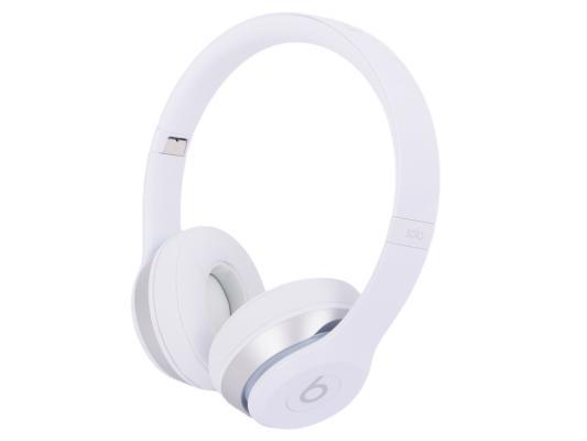 Наушники Apple Beats Solo2 WL белый MH8X2ZM/A акустическая система apple beats pill белый ml4p2ze a