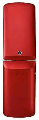 """Мобильный телефон LG G360 красный 3"""" 20 Мб"""