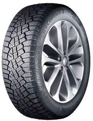 Шина Continental IceContact 2 215/50 R17 95T XL continental icecontact 2 suv 235 55 r17 103t