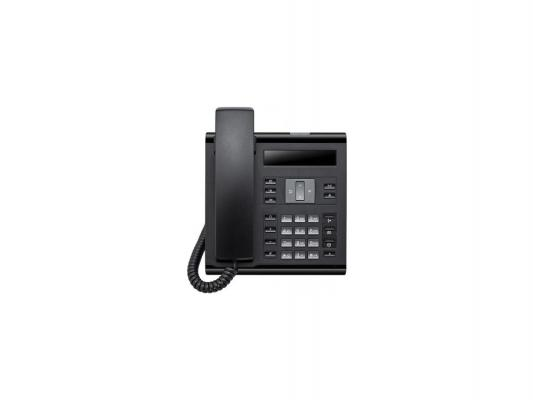 Телефон IP Unify OpenScape Desk Phone IP 35G Eco icon черный L30250-F600-C421