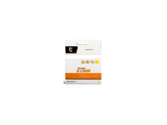 Картридж T2 IC-ET0484 C13T048440 для Epson St Ph R200/R300 желтый