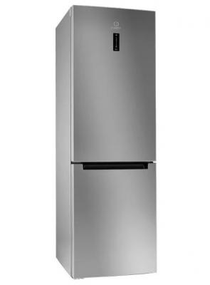 Холодильник Indesit DF 5180 S серебристый