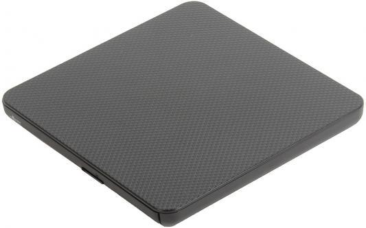 Внешний привод DVD±RW LG GP80NB60 USB 2.0 черный Retail