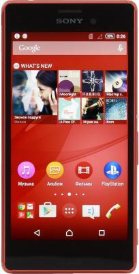 "Смартфон SONY Xperia M4 Aqua Dual коралловый 5"" 8 Гб NFC Wi-Fi GPS E2312"