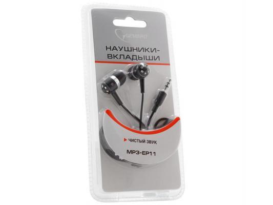 Наушники Gembird MP3-EP11 черный