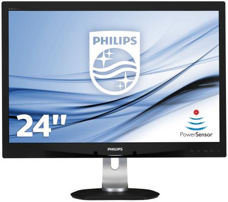 Монитор 24 Philips 240B4QPYEB монитор 24 philips 240s4qymb
