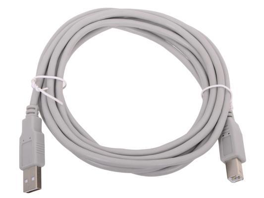 Кабель USB 2.0 AM-BM 3м Aopen ACU201G-3M