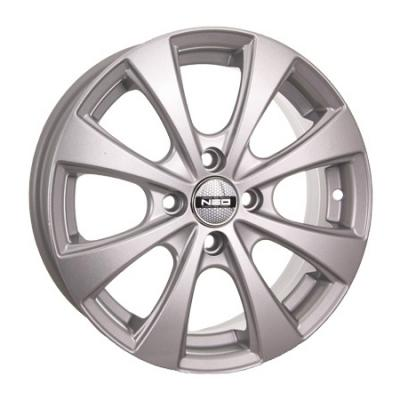 Диск Tech Line Neo 546 6x15 4x100 ET48 Silver литой диск nz wheels sh655 6x15 5x112 d57 1 et47 silver