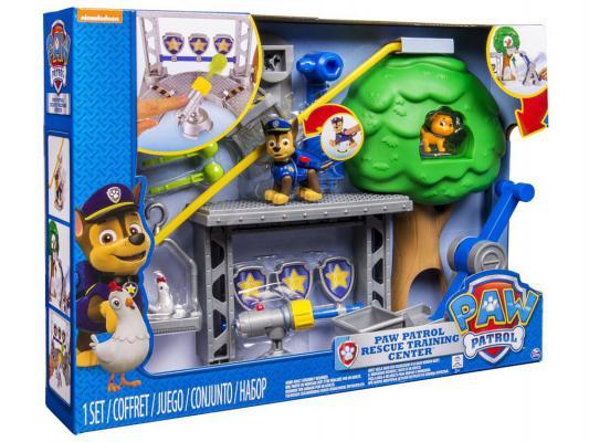 Игровой набор Paw Patrol Щенячий патруль Тренировочный центр от 3 лет 16621 игрушка paw patrol игровой набор тренировочный центр 16621