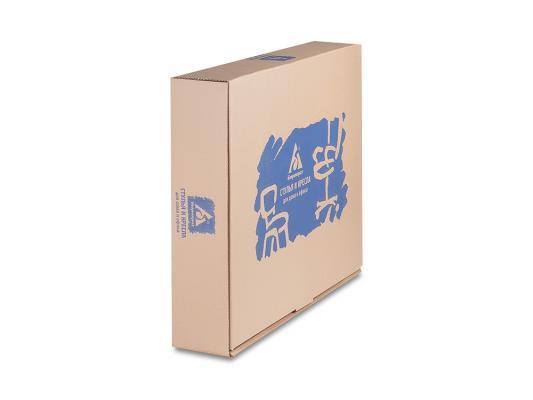 Кресло Бюрократ CH-201NX/DOGS-BL синий с рисунком собачки
