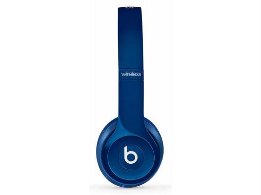 Наушники Apple Beats Solo2 WL синий MHNM2ZM/A