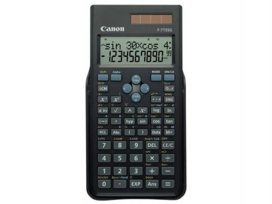 Калькулятор Canon F-715SG-BK 16 разрядов черный