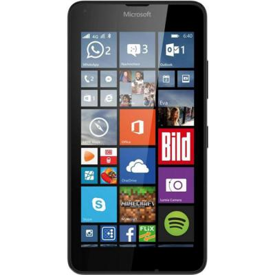 Смартфон Microsoft Lumia 640 LTE черный