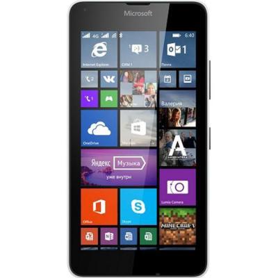 "Смартфон Microsoft Lumia 640 белый 5"" 8 Гб GPS LTE Wi-Fi NFC"