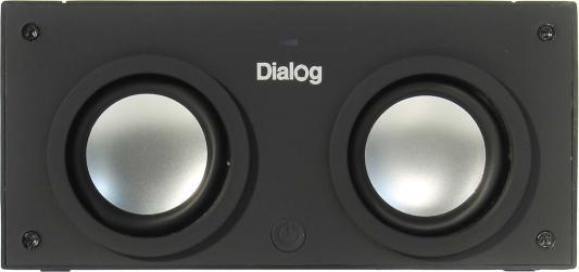 Колонки Dialog Colibri AC-70I 6Вт черный
