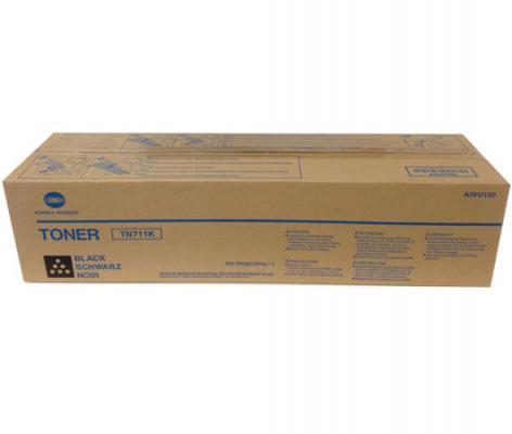 Тонер Konica Minolta A3VU150 для bizhub C654 C754 31500 Черный