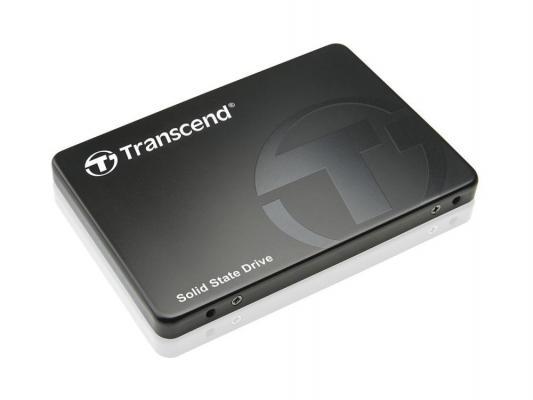 Твердотельный накопитель SSD 2.5 128Gb Transcend Read 550Mb/s Write 330mb/s SATAIII TS128GSSD340K