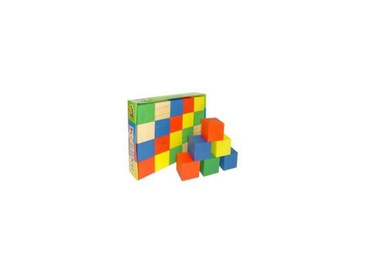 Конструктор Томик Кубики цветные 20 элементов 2323 кубики томик домашние животные