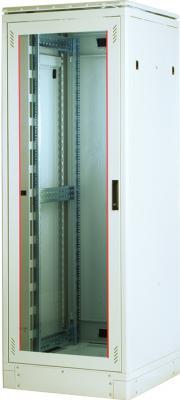 """Шкаф напольный 19"""" 32U Estap Universal Line JUMBO CKR32U88GF1R3 800x800mm серый"""