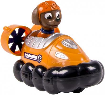 Игровой набор Paw Patrol Маленькая машинка спасателя (катер на воздушной подушке) 20065123 игровой набор paw patrol машина спасателя со щенком
