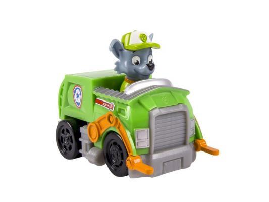 где купить Машинка Paw Patrol Спасателя Роки, мусоровоз от 3 лет 20064356 по лучшей цене