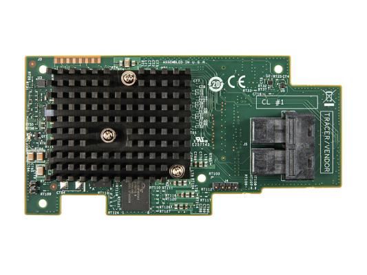 Контроллер RAID Intel RMS3HC080 932469 raid 0 3л