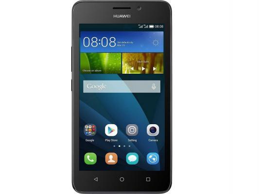"Смартфон Huawei Ascend Y635 черный 5"" 8 Гб LTE Wi-Fi GPS 3G 51094312"
