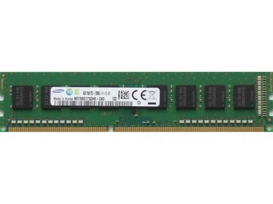 Оперативная память 4Gb PC3-12800 1600MHz DDR3 DIMM Samsung Original
