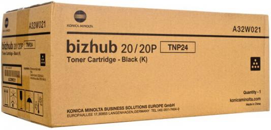 Картридж Konica Minolta TNP-24 для bizhub 20/20p черный 8000стр c200 2 color copier laser toner powder for konica minolta bizhub c200 c203 c253 c353 c8650 c 200 203 253 353 8650 tn314 1kg bag
