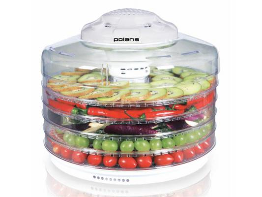 Сушилка для овощей и фруктов Polaris PFD 0105AD