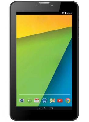 """Планшет Supra M74DG 7"""" 4Gb черный Wi-Fi 3G Bluetooth Android M74DG"""