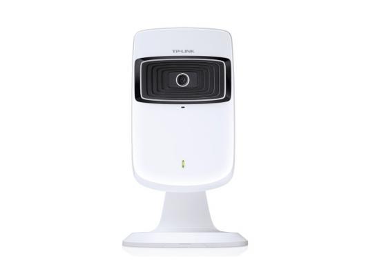 Камера IP TP-LINK NC200 CMOS 1/4 640 x 480 MJPEG RJ-45 LAN Wi-Fi белый wi fi роутер tp link td w8961n