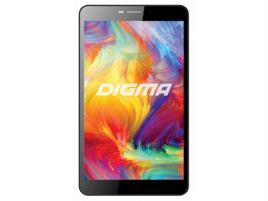 "Планшет Digma Plane 7.6 7"" 8Gb черный Wi-Fi 3G Bluetooth Android PS7076MG"