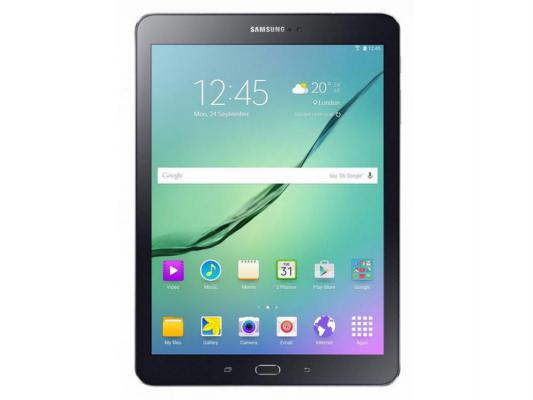 """Планшет Samsung Galaxy Tab S 2 8.0 Wi-Fi 8"""" 32Gb черный Wi-Fi Bluetooth SM-T710NZKESER"""