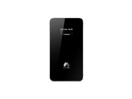 Маршрутизатор Huawei E5878 802.11n 150Mbps 2.4 ГГц 0xLAN черный