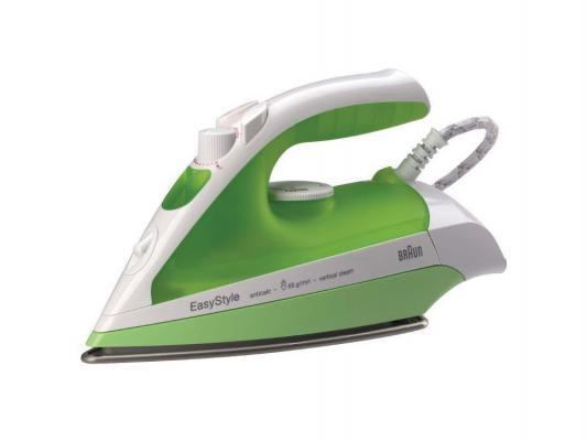 Утюг Braun TexStyle TS330 С 1700Вт белый зелёный утюг braun ts775tp texstyle 7