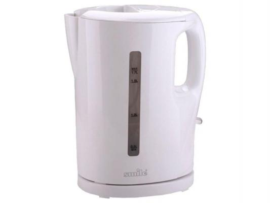 Чайник Smile WK 5109 2200 Вт 1.7 л пластик белый