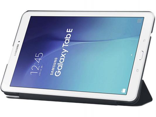 """Чехол IT BAGGAGE для планшета SAMSUNG Galaxy Tab E 9.6"""" искусственная кожа черный ITSSGTE905-1"""