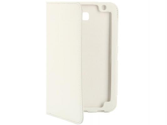"Чехол IT BAGGAGE для планшета Huawei Media Pad T1 7"" искусственная кожа белый ITHWT1702-0"
