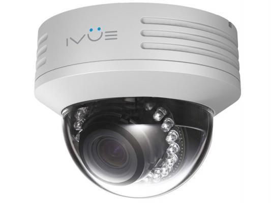 "Видеокамера IP IVUE NV433-P 2.8-12мм 1/2.5"" 1920х1080 H.264 MPEG4 M-JPEG JPEG PoE"